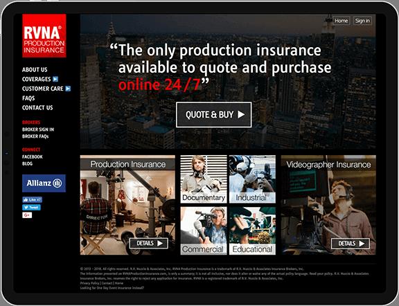 production insurance