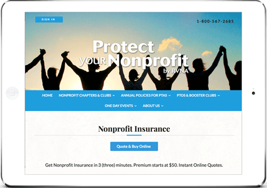 Nonprofit Insurance