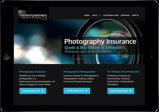 photography insurance